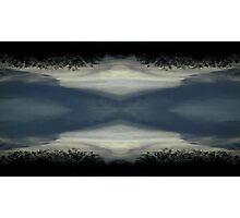Sky Art 20 Photographic Print