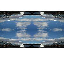 Sky Art 21 Photographic Print