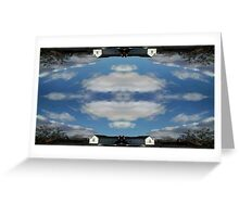 Sky Art 22 Greeting Card