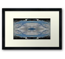 Sky Art 24 Framed Print