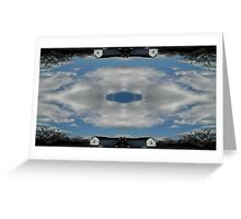 Sky Art 24 Greeting Card