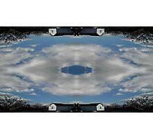 Sky Art 24 Photographic Print