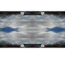 Sky Art 25 Photographic Print