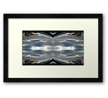 Sky Art 27 Framed Print