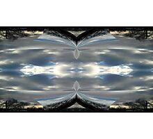 Sky Art 27 Photographic Print