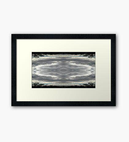 Sky Art 32 Framed Print