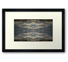 Sky Art 36 Framed Print