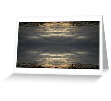 Sky Art 38 Greeting Card
