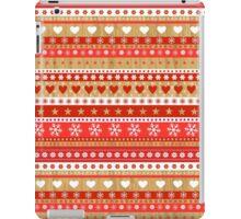 Nordic Inspired Stripe Pattern iPad Case/Skin