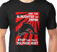 Protest the Taiji Dolphin Hunt 3 Unisex T-Shirt
