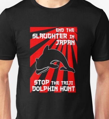 Protest the Taiji Dolphin Hunt 3 Unisex T-Shirt