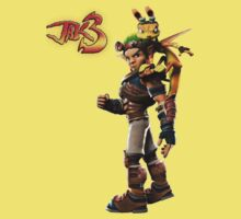 Jak and Daxter - Jak 3 Baby Tee