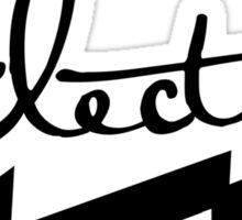 electric 1 Sticker