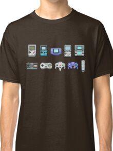 Nintendo Controller Family  Classic T-Shirt