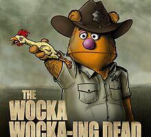 The Wocka Wocka-ing Dead by Kenny Durkin