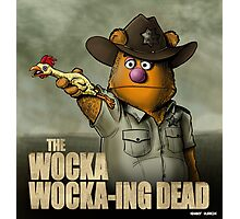 The Wocka Wocka-ing Dead Photographic Print