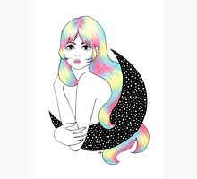 Rainbow Moongirl Unisex T-Shirt