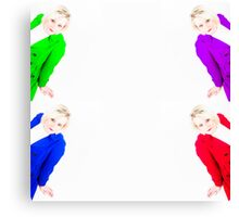 colouful Canvas Print
