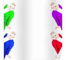 colouful Poster