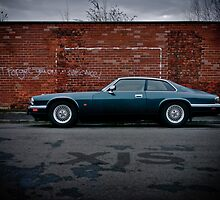 Jaguar XJS 19 by Mick Frank