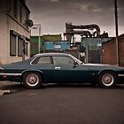 Jaguar XJS 20 by Mick Frank