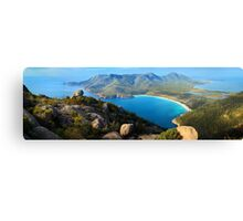 Wineglass Bay, Freycinet National Park, Tasmania Canvas Print