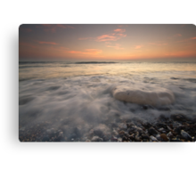 Birling gap Canvas Print