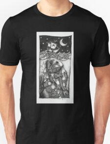 Monster from the deep Unisex T-Shirt