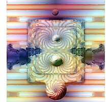 Fractal  square  Photographic Print