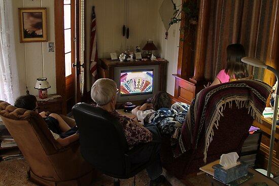 Small Town America ~ the TV hour by Rachel Sonnenschein