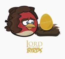 Lord of the Birds-Frodo by IChooseYou