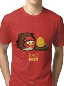 Lord of the Birds-Frodo Tri-blend T-Shirt