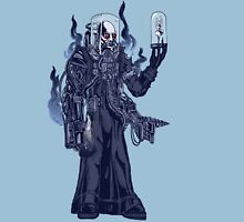 Tech-priest Freeze Unisex T-Shirt