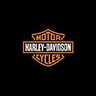 Harley Davidson Badge logo iPhone by jlerner