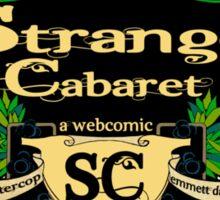 Strange Cabaret #1 Sticker