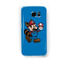 Vintage Plumber Color Samsung Galaxy Case/Skin