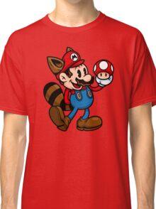 Vintage Plumber Color Classic T-Shirt