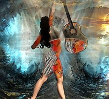 Guitar music from the soul by Annabellerockz