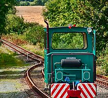 Little Engine by Martina Fagan