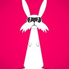 The Rabbit by volkandalyan
