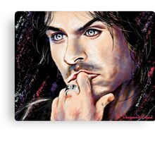 Ian, Featured in Artists Universe Canvas Print