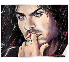 Ian, Featured in Artists Universe Poster
