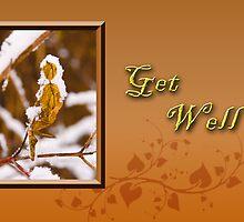 Get Well Leaf by jkartlife