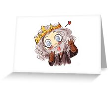 Lil King Richie Greeting Card