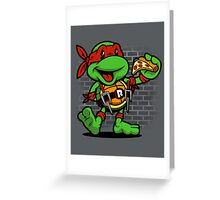 Vintage Raphael Greeting Card