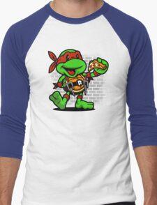 Vintage Raphael Men's Baseball ¾ T-Shirt