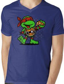Vintage Raphael Mens V-Neck T-Shirt