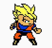8 Bit Goku Super Saiyan 1 Unisex T-Shirt