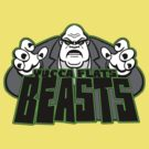 Yuca Flats Beasts by monsterfink