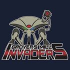 Grovers Mills Invaders by monsterfink